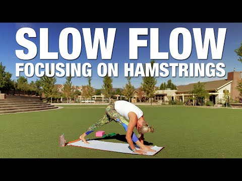 Slow Flow Yoga Class with Hamstring Focus - Five Parks Yoga