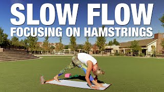 Five Parks Yoga - Slow Flow with Hamstring Focus