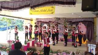 Minggu PPDa Peringkat zon Bangsar Pudu 2015 SK Seri Permaisuri