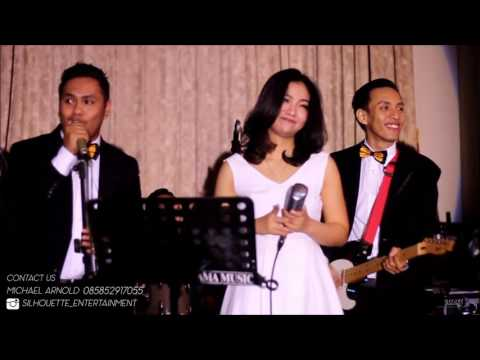 Justin Timberlake - Suit & Tie ( Cover By Silhouette Entertainment ) Band Wedding Surabaya