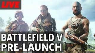 Battlefield 5 Early Preview Gameplay Live