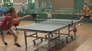 Степан ШАПОШНИКОВ vs Илья ШАМИН, 1/2 ФИНАЛА, Настольный теннис, Table Tennis