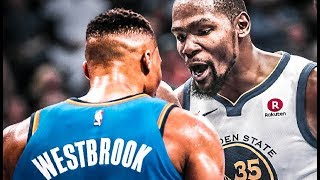 Russell Westbrook - Ready to Explode!