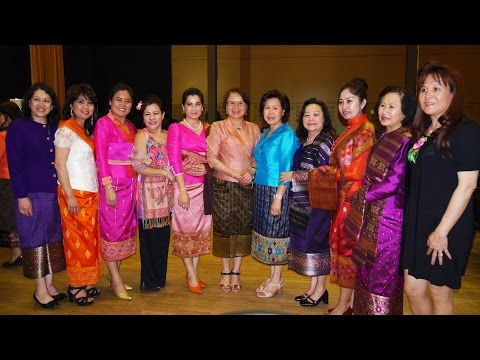 LAO NEW YEAR PARTY ( UNION DES LAO en FRANCE) Athis-Mons 30-05-15