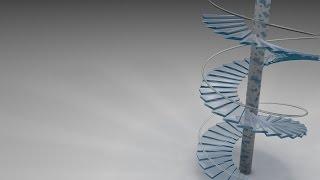 البرنامج التعليمي: إنشاء التقريب الخطوات في سينما 4D باستخدام شبيه