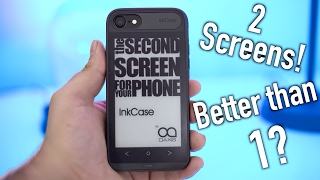 Are 2 Screens Better Than 1? OAXIS InkCase i7 Edition!