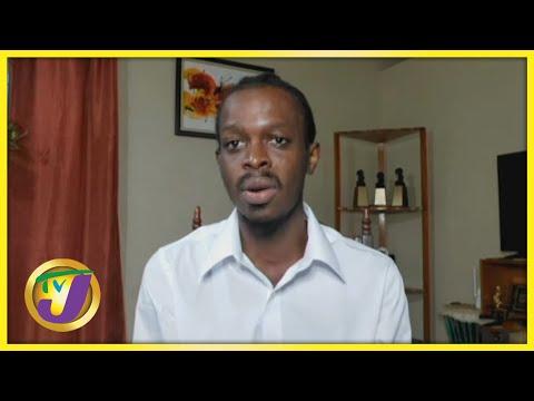 Actor Desmond Dennis Living his Dream   TVJ Smile Jamaica