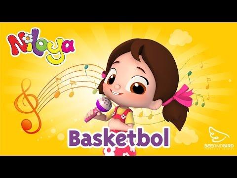 Niloya  basketbol �ark�  yumurcak tv