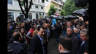 Protesta për të arrestuarit, Basha: Junta e krimit i ka orët e numëruara - 12 maj 2019