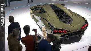 Automobili Lamborghini honors Ferdinand K. Piëch with the naming an...