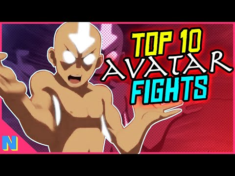 10 BEST Avatar the Last Airbender Fights Ranked!
