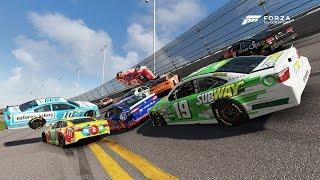 The Big One Part 2! | Forza Motorsport 6 | NASCAR Expansion