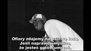 Nas - One Mic Napisy PL