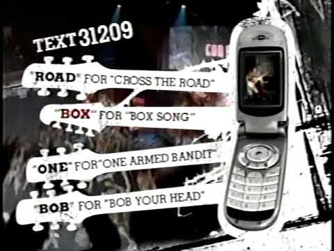 Coq Roq Ringtones Burger King Chicken 2000s Commercial (2005)