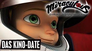 MIRACULOUS - Die neuen Folgen! // Clip: Das Kino-Date | Disney Channel