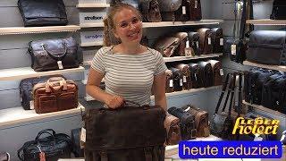 Sale - Businesstasche Aktentasche Lehrertasche aunts & uncles günstig kaufen  Leder Holert Oldenburg