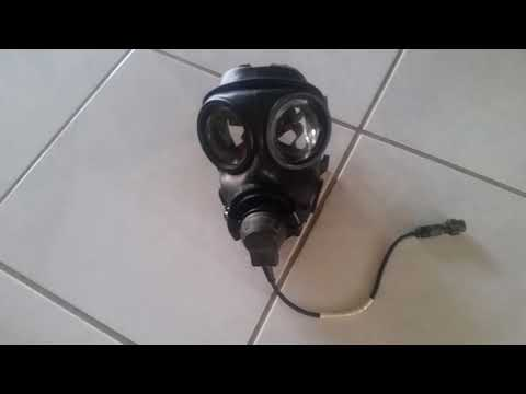 Gas Mask guys: Allergic to Rubber gas masks? Try these! from YouTube · Duration:  8 minutes 26 seconds