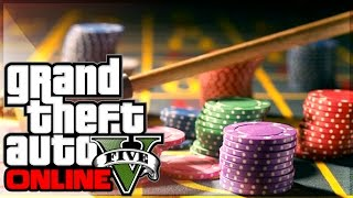 GTA 5 Online Casino DLC Leaked Picture? People Playing it Early? (GTA V)