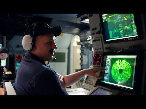 Navy Sonar Technician – ST