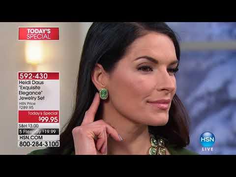 HSN | Heidi Daus Jewelry Designs 01.22.2018 - 04 PM