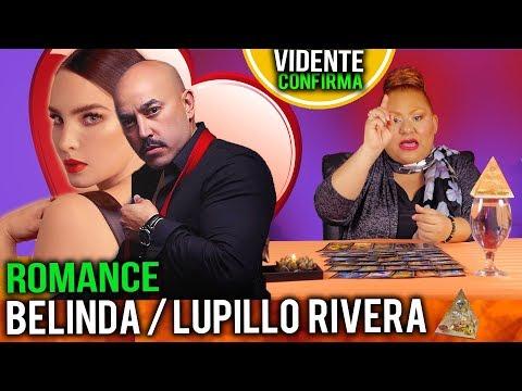 BELINDA Y LUPILLO RIVERA SI HAY ROMANCE CONFIRMA VIDENTE