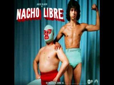 Nacho Libre - Singing At The Party (Full Version)