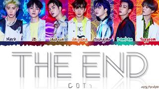 Download lagu GOT7 THE END Lyrics