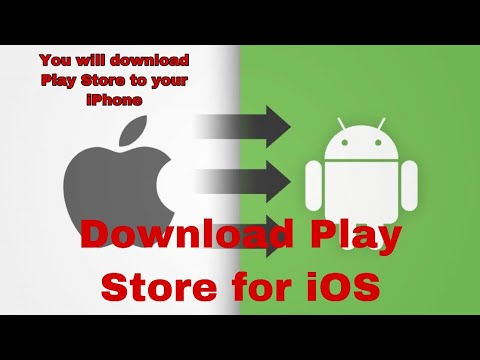 """How To Download And Install ,,Google Play Store"""" For Free On Apple (iOS) ?"""