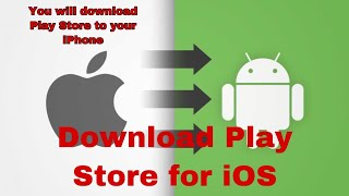 "Gambar cover How To Download and Install ,,Google Play Store"" For Free On Apple (iOS) ?"