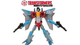 The BEST of Transformers Robots in Disguise Starscream and his misadventures!