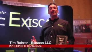 Tim Rohrer - Exiscan, LLC.