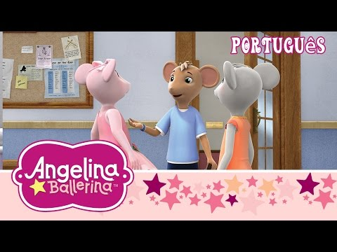 Trailer do filme Angelina Ballerina - Dançando no Gelo