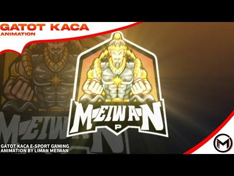 gatot-kaca-mascot-intro-animation---e-sport-intro-by-liman-meiwan