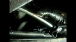 cambio de cable de frenos de emergencia 2