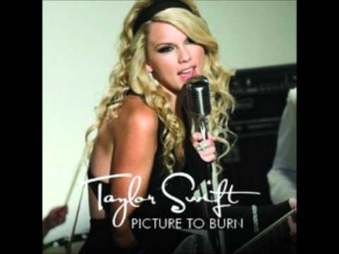 Taylor Swift - Picture to Burn (Audio)