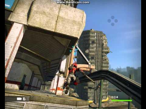 Bionic Commando : Multiplayer Gameplay