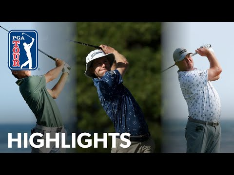 Highlights | Round 1 | Sony Open | 2021