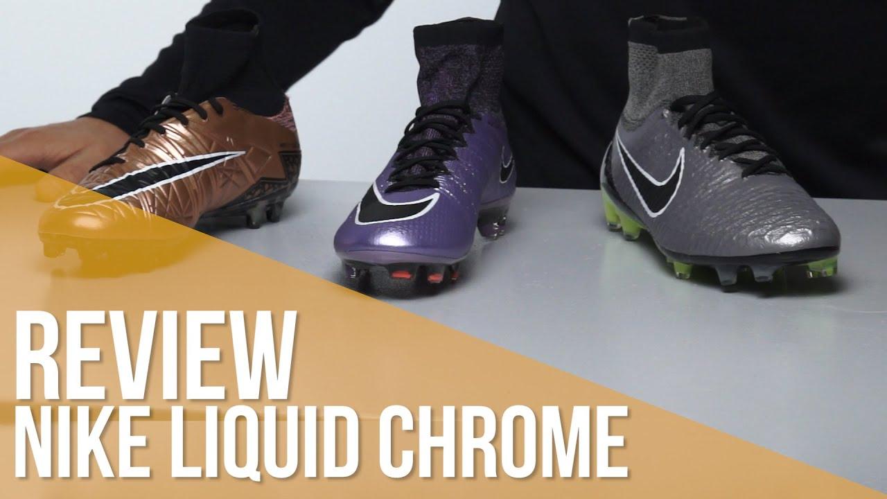 best loved 3d29f b31f5 ... Review Nike Liquid Chrome Pack ...