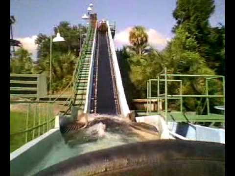 Busch Gardens Log Flume Youtube