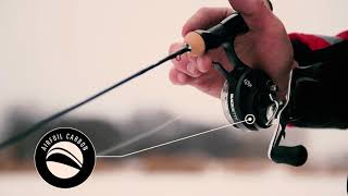 Black Betty FreeFall Ice Reel
