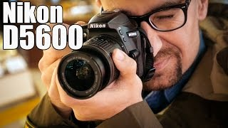 Nikon D5600, REVIEW en español