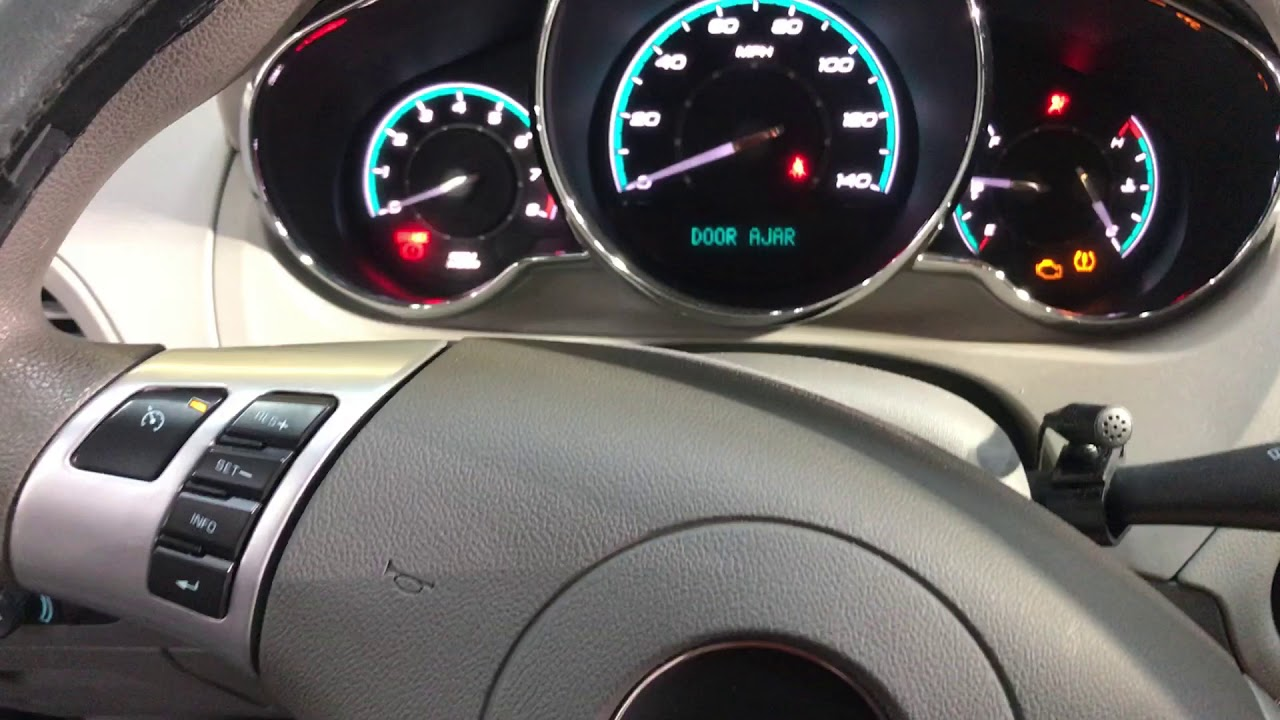 svc tire monitor saturn aura 2008