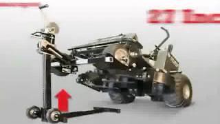 MoJack Pro Lawn Mower Lift - 750-Lb. Capacity