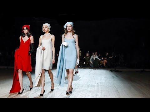Marc Jacobs   Fall Winter 2020/2021   Full Show