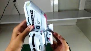 Tutorial Daileon Transformável Papercraft. - Em breve