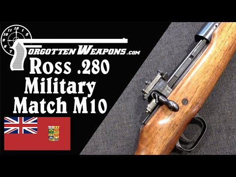 What Would Ross Do? The .280 Military Match M10 Rifle