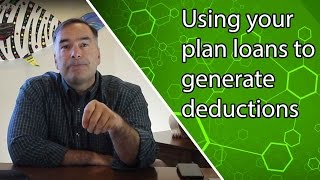 Create Tax Deductions by Borrowing from your Self Directed 401k