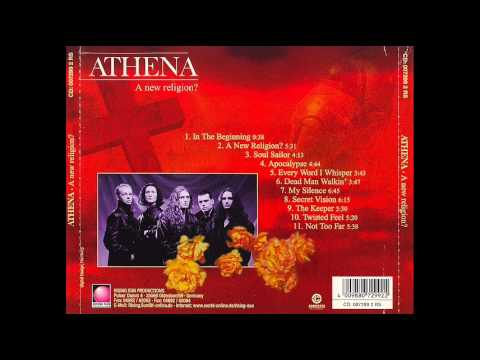 Athena - A New Religion? (Italian Power-Prog metal, Full Album, 1998, Angra's Fabio Leone vocals)