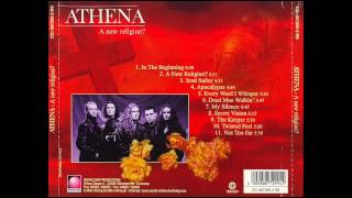 Athena - A New Religion? (Italian Power-Prog metal, Full Album, 1998, Angra