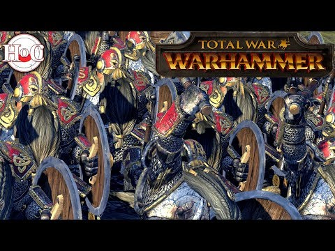Crouching Dawi Hidden Grudges - Total War Warhammer Online Battle 304